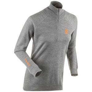Sweater Half Zip Lodge Wmn, , hi-res