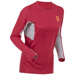 Sweater Training Wool Long Sleeve Wmn, , hi-res