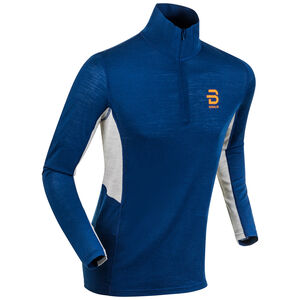 Training Wool Half Zip For Men, , hi-res