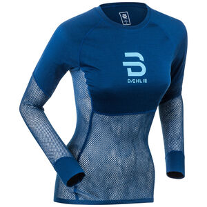 Sweater Airnet Wool Long Sleeve for women, , hi-res