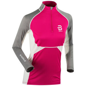 Sweater Training Tech Half Zip Wmn, , hi-res