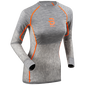 Sweater Airnet Wool Long Sleeve Wmn, , hi-res
