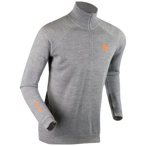 Sweater Half Zip Lodge, , hi-res