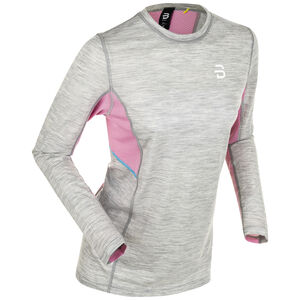 Training Wool Summer Long Sleeve Wmn, , hi-res