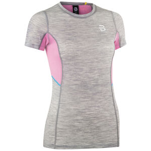 Training Wool Summer Tshirt Wmn, , hi-res