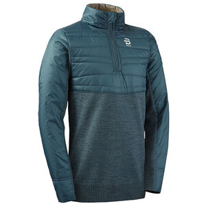 Half Zip Offtrack Jr, , hi-res